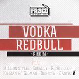 Vodka Redbull Riddim Full Mix (Mai 2012) - Selecta Fazah K.