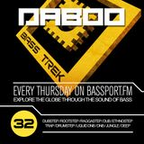 BASS TREK E32 with DJ Daboo on bassport.FM
