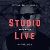 Roberto Traista @ Studio Live - 22-01-2017