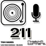 Techno Music | Tom Hades in the Rhythm Convert(ed) Podcast 211 (Live at Kompass - part 2)