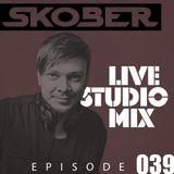Skober Live Studio Mix #039