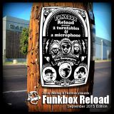 DJ JORUN BOMBAY'S FUNKBOX RELOAD - SEPTEMBER 2015 EDITION