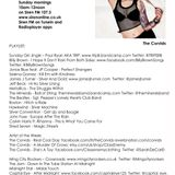 Tracey Edges - Sunday Girl (no.156) 23/10/16