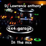 dj lawrence anthony 4x4 garage in the mix 218