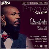 Osunlade LIVE @ Bibo (Part 2)