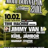 Jambor live @ Time Machine Special - 20101002