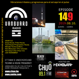 TEKNOBRAT On Episode 159 Of Vanguard Pulse Radio on CHUO 89.1 FM + CJUM 101.5 FM 2019-08-10th