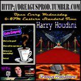 CAFE ENIGMA-HARRY HOUDINI
