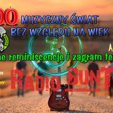 Muzyczny świat bez względu na wiek - w Radio BUNT - 01-11-2018 - prowadzi Mariusz Bartosik