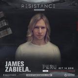 James Zabiela @ Resistance Perú (2016.10.14)