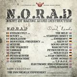 Raum 107 & Kompressor LIVE @ ITDL / NORAD [05.04.2014 - Club Rodenburg - Beeds (NL)]