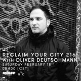 Reclaim Your City 216 | Oliver Deutschmann