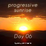 Progressive Sunrise - Day 06