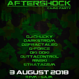 WEST COAST RAW Aftershock - Camo Party - G-Force (live)