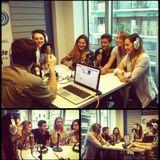 Camila Caló, Camila Makre, Brenda Rosso y Lautaro Torrillo de CEO Triatlon