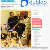 Underground Feed Back Stereo Podcast DUBLAB @culturepower45 by Infinito 2017 x ML7102