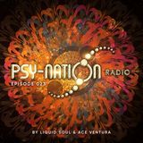Psy-Nation Radio #023 - incl. Outsiders Mix [Liquid Soul & Ace Ventura]