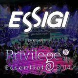 ESSIGI - Privilege Essential - 2014 - IBIZA