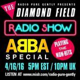 Radio Pure Gently - The Diamond Field Radio Show - Episode 4 - 16-04-2016
