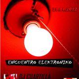 CUARTILLA & JOSE VM | Encuentro Elektroniko [Rouge, BCN] 21Abr2012