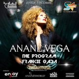 THE PROGRAM & INDAHOUSE  - Frankie Gada Radioshow - Interview with ANANE VEGA
