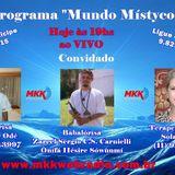 Programa Mundo Mistyco 25/10/2016 - Solange Alves Babalorisá Sergio de Odé e Babalorisá Zarcel