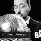 Dimitri From Paris – Neo Vintage Disco Mix (Defected Presents In The House Of Disco) – 15-JUL-2014
