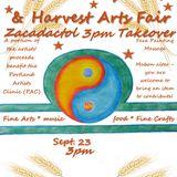 DJ Zacadactol Live @ Autumnal Equinox & Harvest Arts Festival