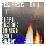 Borsigallee160116 P1: Liquid Aliens