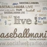 BASEBALLMANIA LIVE appuntamento del 21 giugno