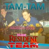 Resident Dj team @ Tam-Tam club Bilzen 06-03-1994