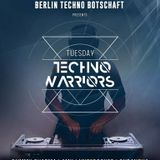 Undercover live at Kaama Klub for Techno Warriors #1.