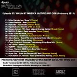 Rydel presents FOCUS 57 - VINUM ET MUSICA LAETIFICANT COR (February 2019)