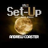 Set-Up @ Gyal Fm 10.03 Andrew Coaster