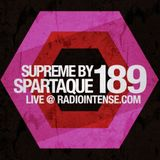 Supreme 189 with Spartaque