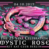 DJ Der Loth - Mystical Journey (LIVE Recorded DJ Set @ 25 Years Mystic Rose in KitKat Club Berlin)