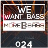 We Want (More) Bass #24 - Ready 2 Party Till The Blue Sky