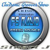 Electronic Grooves Show - FreshSoundz Radio - 16-02-2017