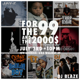 @DJBlazeDC x for the 99 and the 2000$