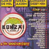 4 Years Bonzai@Cherrymoon 31-10-1996