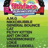 General Bounce @ Filth Face Valentines Special, 10th February 2018 - extra hard set