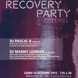 Teaser Recovery Black & Blue 2015/10/11 By Pascal B.