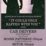 Moire Patterns @ MARMOnight, Loftus Hall, 22.2.13