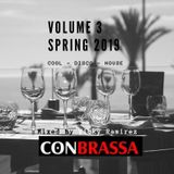 Conbrassa Vol.3 Spring Compilation by DJ Vicky