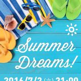 20160702 summer dreams 紀念輯