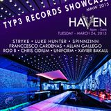 SpinnZinn LIVE @ Typ3 Record WMC 2015 Showcase