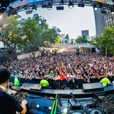 Netsky (Sony Music, Hospital Records) @ Los Angeles Center Studios - Los Angeles (20.09.2015)