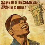Afshin & Orel1 @ My Grooves, Djoon, Saturday December 8th, 2012