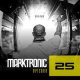 Marktronic Radio #25 - Mixed on the new Denon SC5000