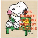 [SUMMER J-POP MIX 2015] Mixed by DJ SONE